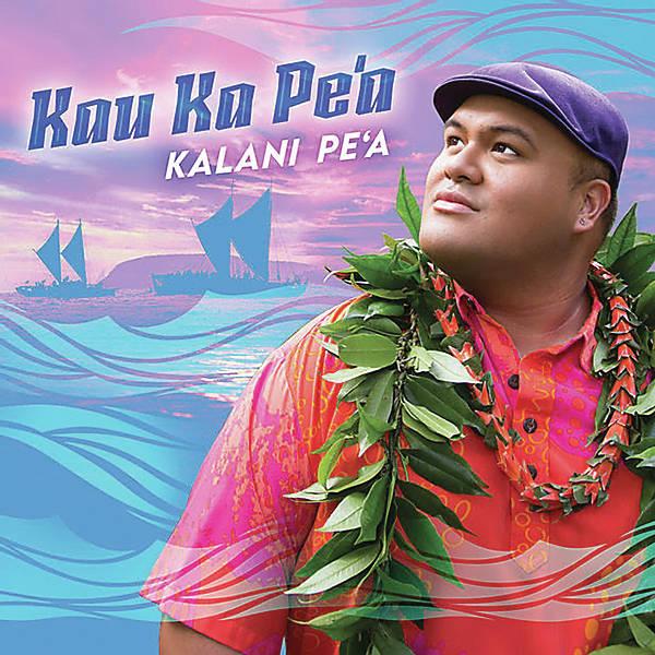 Kalani Pe'a releases new album