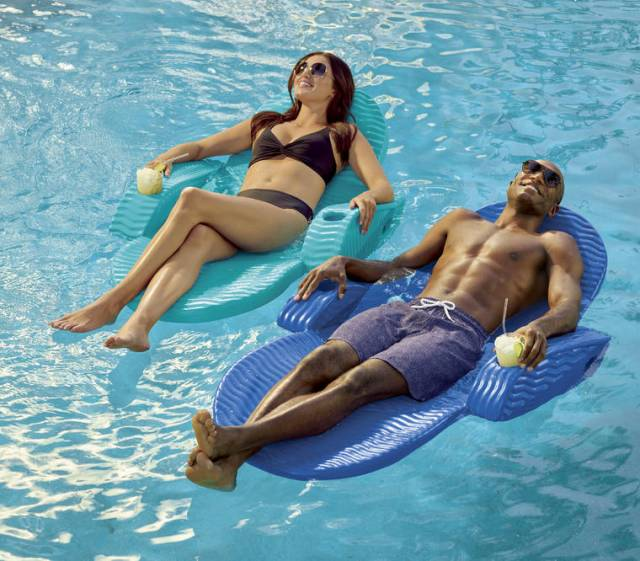 Right at Home: Splashy water toys for patio, pool, yard