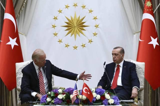 Erdogan and Biden meet at a tense moment for Turkish-U.S. ties