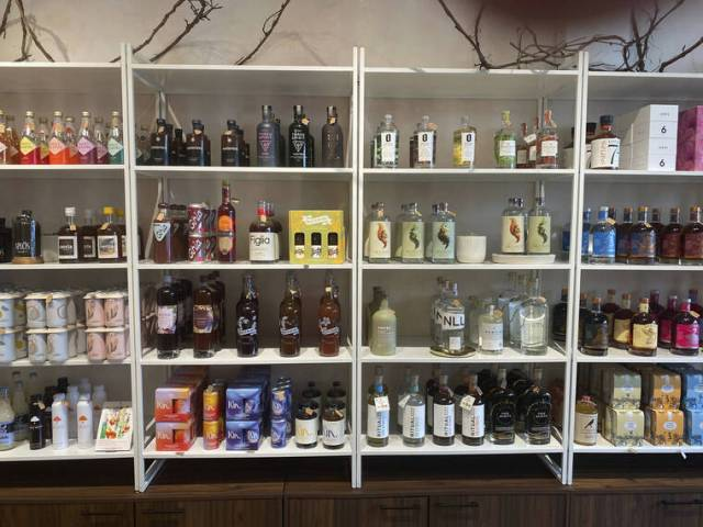 Late-summer sip: A new world of booze-free options