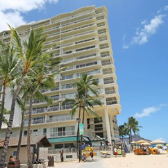 Hotels With Kitchens In Waikiki Kitchen Seating Castle Shore Beachfront Condominiums | Westjet