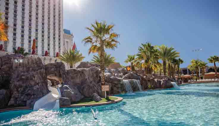 Excalibur Hotel Casino  WestJet