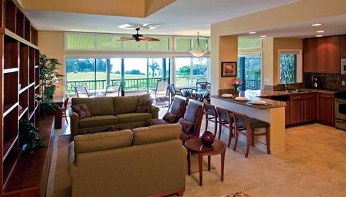 maui hotels with kitchens kitchen cupboard gadgets the kapalua villas | westjet