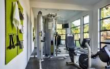 Home Fitness Gym Interior Design