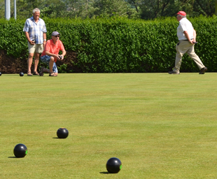 Fun and sun a plenty at Garstang Bowling Club