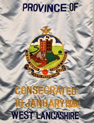 West Derby Castle Banner