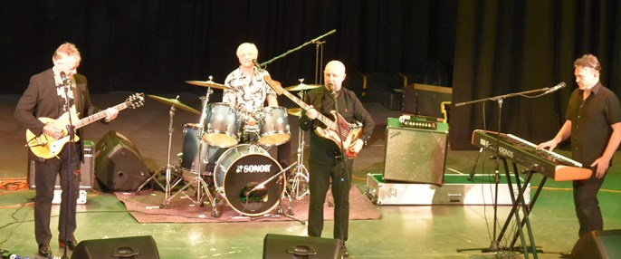 'The Fortunes' looking a little older but still sounding good.
