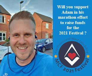 Eeles to run the London Marathon