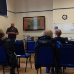 Westland Countryside Steward Water Vole Talk from Derek Gow at Bude Parkhouse Centre, Bude, Cornwall