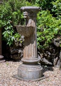 Victorian Cast Iron Drinking Fountain