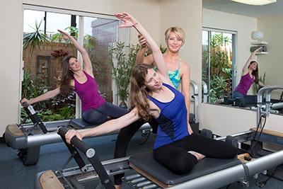 Semi private Pilates session: 2 people per class