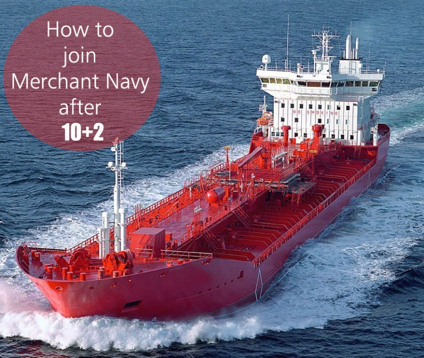 Join Merchant Navy after 12th Westline Shipping