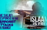 The Salafi Response & Condemnation of the Terrorist Attacks in Paris, France