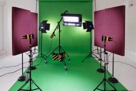West London Studio - Green Screen