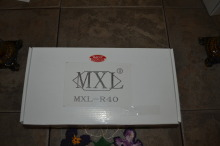 MXL R-40 Ribbon Mic - NEW $40