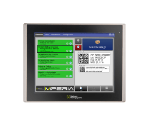 Matthews Marking System Mperia software system