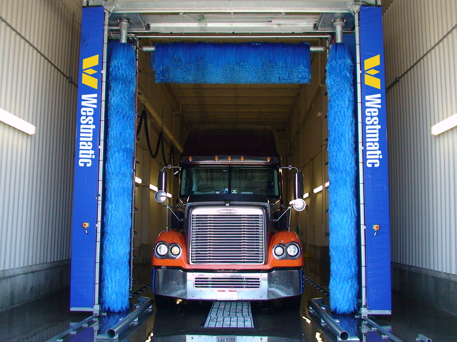 Start A Commercial Truck Wash