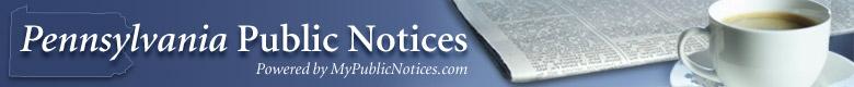 PA Public Notices