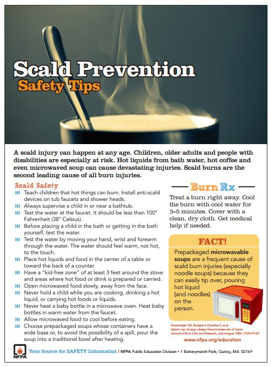 Scald Prevention Guide
