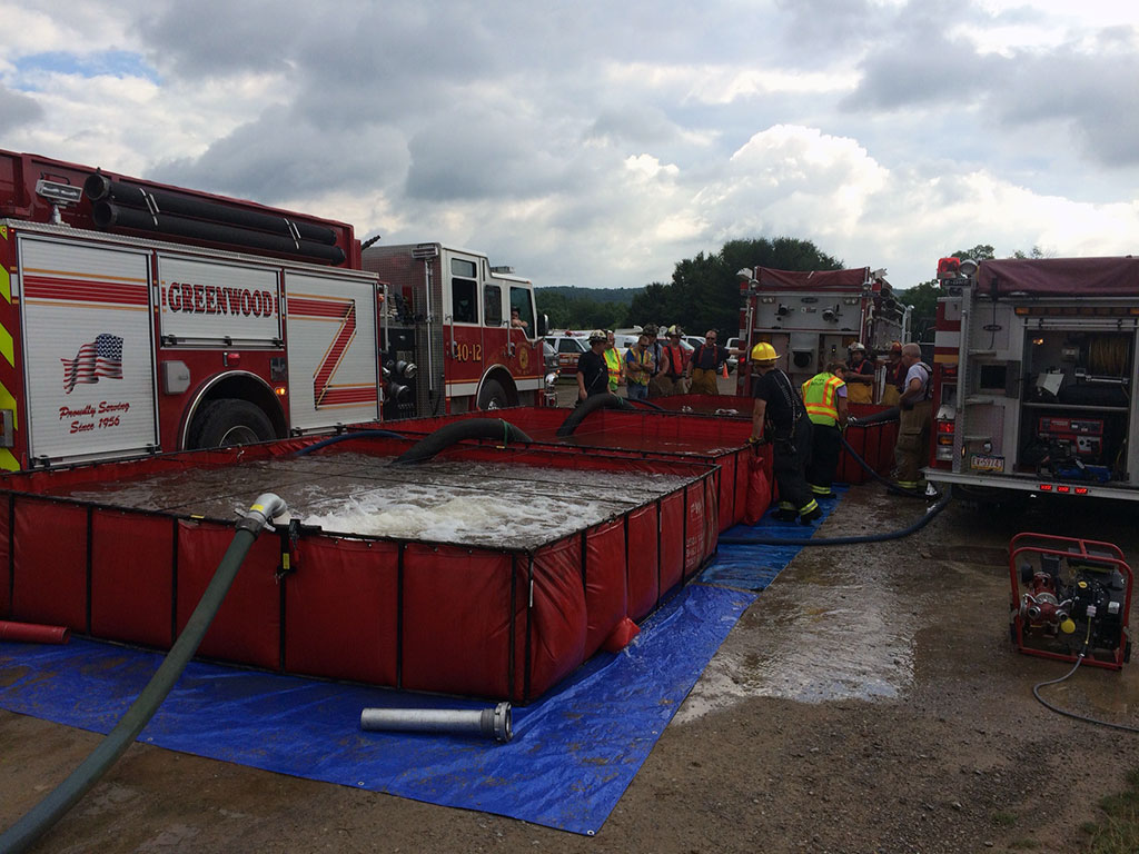 Rural Water Supply Drill