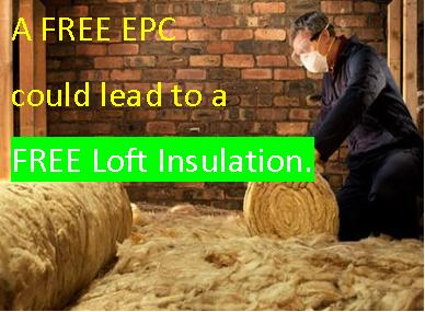 free loft insulation West Bromwich