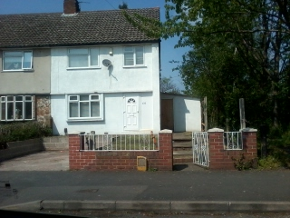 3 bedroom house to rent in Tipton