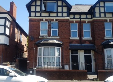 1 Bedroom flat to rent West Bromwich B70