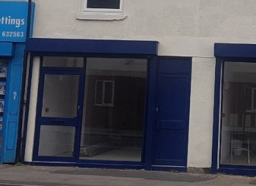 Shop to let Stafford Street, Walsall
