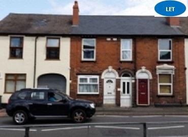 ground floor studio flat to rent Cradley Heath