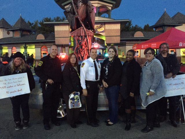 Penndot Safety Partners Promote Dui And Pedestrian Safety