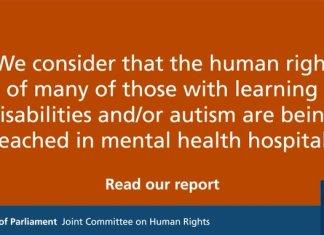 JCHR report