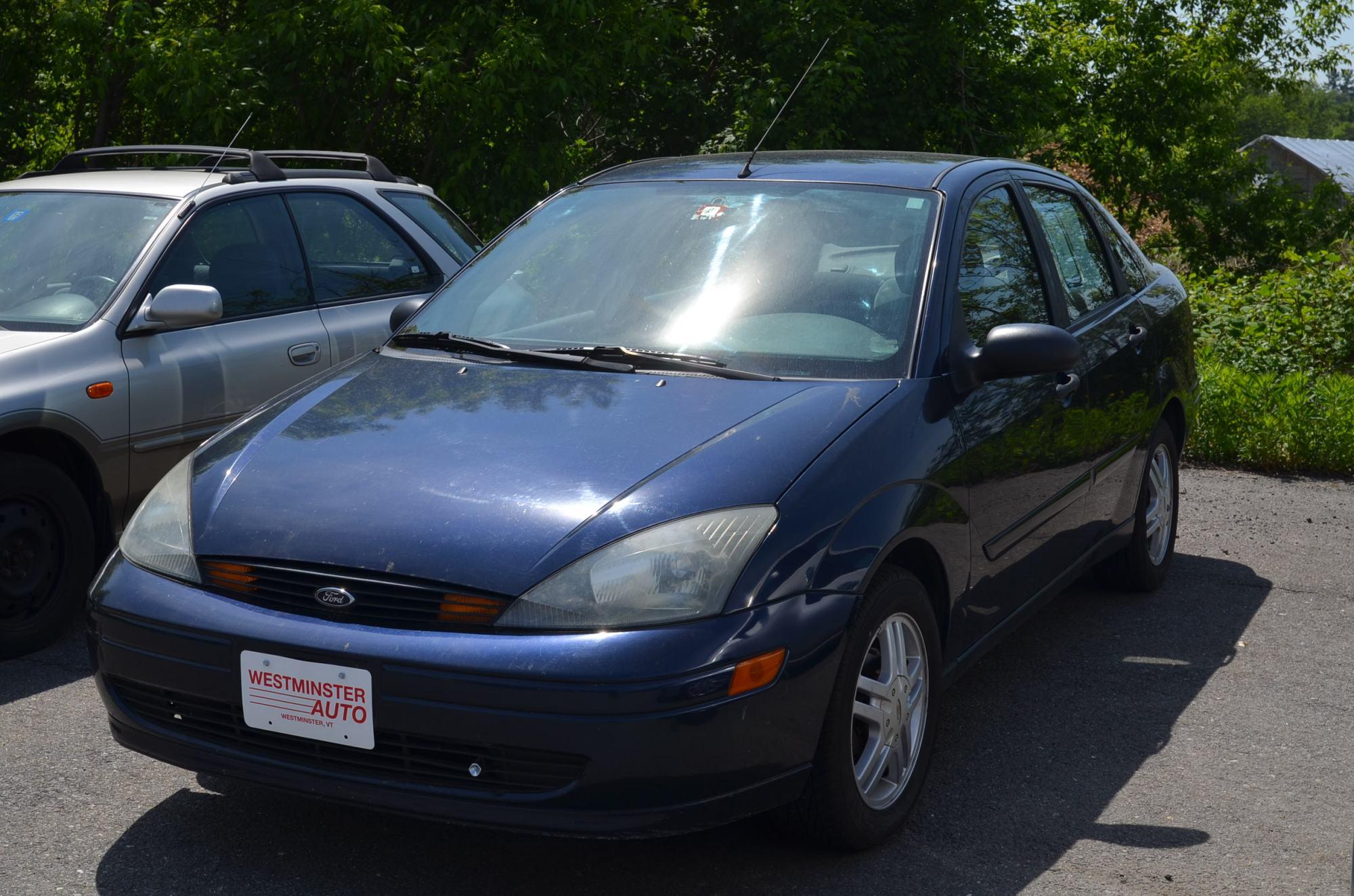 hight resolution of 2003 ford focus se sedan 4d