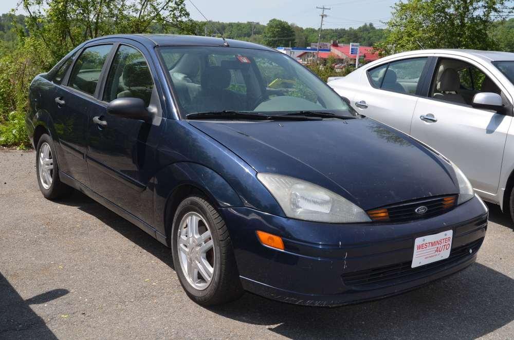 medium resolution of 2003 ford focus se sedan 4d