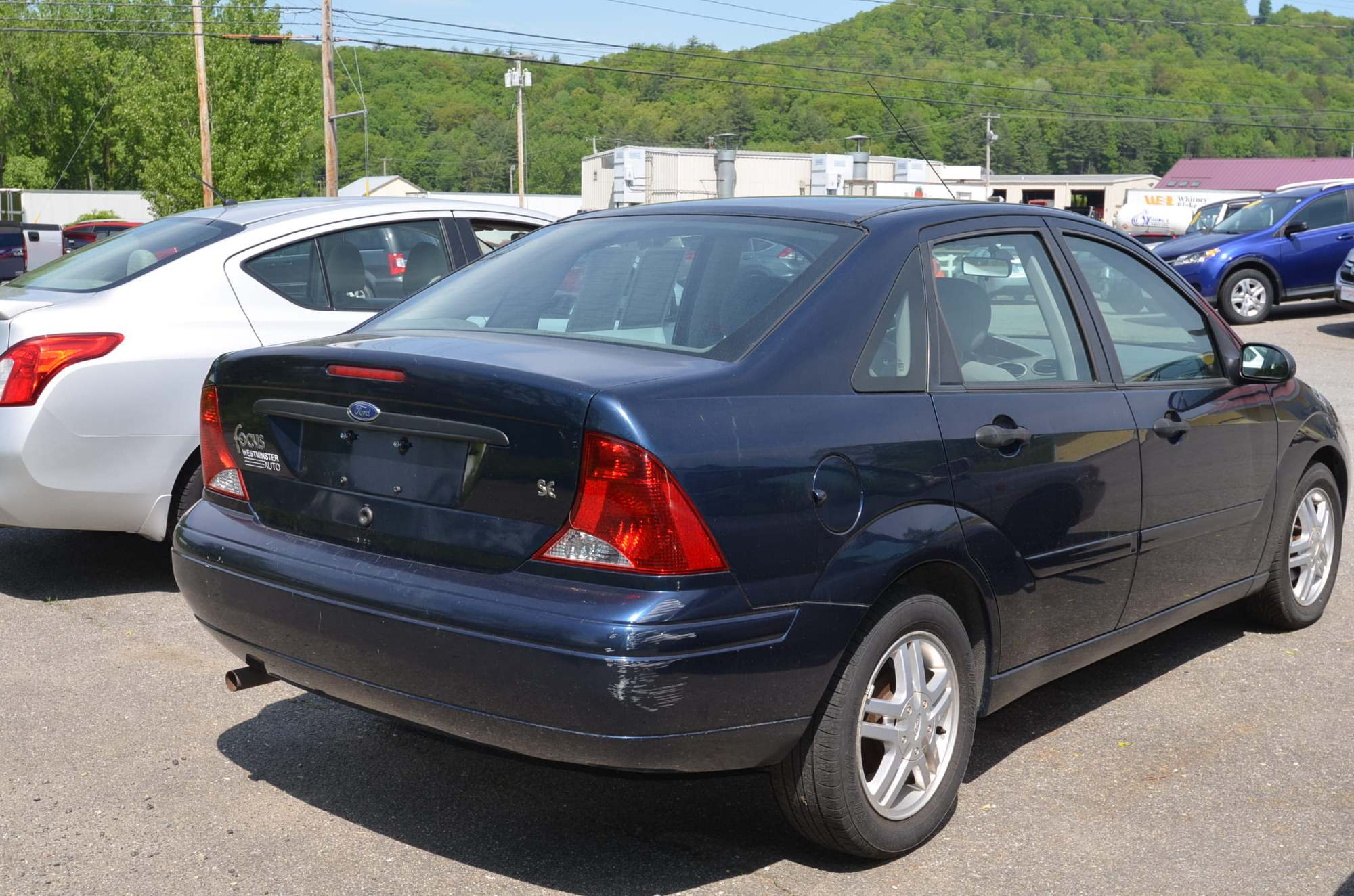 hight resolution of 2003 ford focus se sedan 4d full