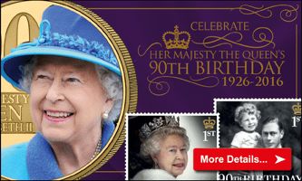 Celebrate Her Majesty's 90th Birthday