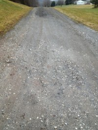 How to Maintain a Gravel Driveway | Stone Driveway Ideas ...