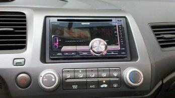 Install of a new Cd Player in a 2006-2011 Honda Civic