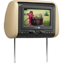 headrest mobile video