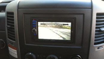 Navigation & Technology Upgrade for Sprinter