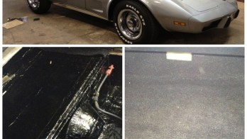 1975 Corvette Road Noise Solved By WSS