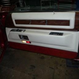 1976 Cadillac Eldorado door