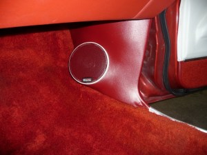 classic car stereo upgrade
