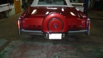 Classic Car Stereo System Installed In 1976 Cadillac Eldorado for Korean War Veteran!