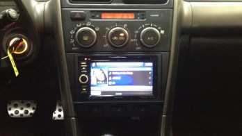 Lexus Stereo Upgrade Transforms This IS300 Into A Modern Day Classic
