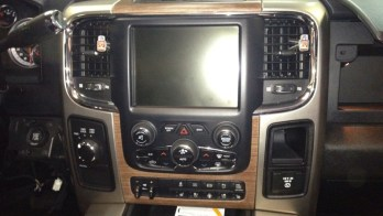 Dodge Ram Sound System Upgrade For Baltimore Area Pro Sports Figure