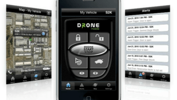 Drone Is A Great Addition to Any Remote Car Starter Or Security System