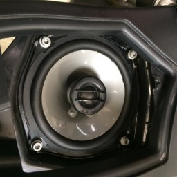 Motorcycle Stereo Upgrade
