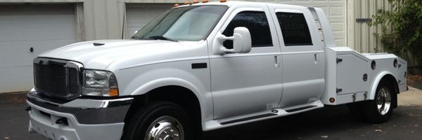 A Good Client Recently Brought His  Ford F To Us For Several Upgrades This Vehicle Is Mainly Just Used For Towing He Also Owns A Cadillac Escalade