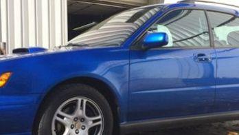 Subaru Impreza WRX Sound Damping
