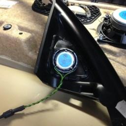 BMW Stereo Upgrade